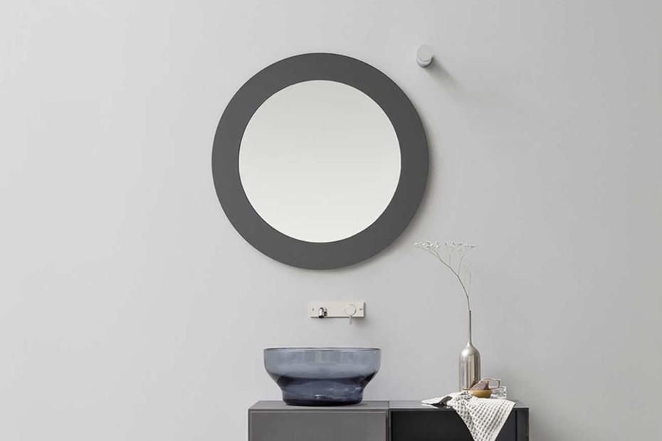 Brame mirror round
