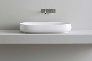 Culla washbasin wide  by  Rexa Design