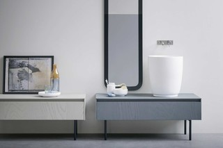 Moode Waschtisch schmal  von  Rexa Design