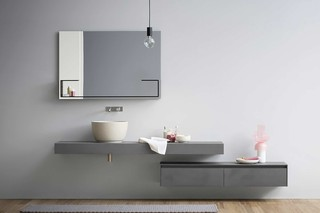 Moode console wide  by  Rexa Design