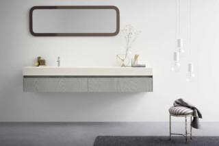 Moode console wood narrow  by  Rexa Design