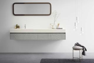 Moode console wood narrow  by  Rexa Design