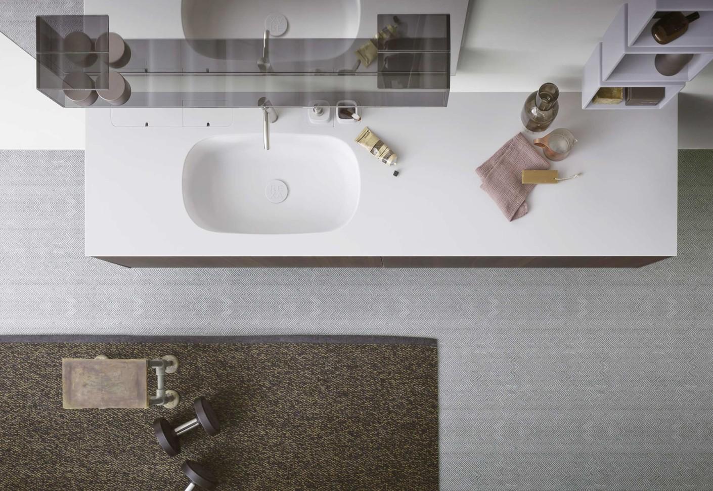 Wandgehangtes Waschbecken Beton Trendiges Design Wandgehangtes .