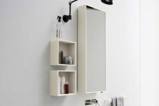 Moode mirror cabinet  by  Rexa Design