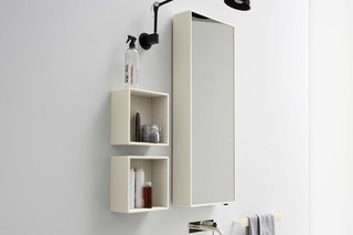 Moode mirror cabinet  by  Rexa Design