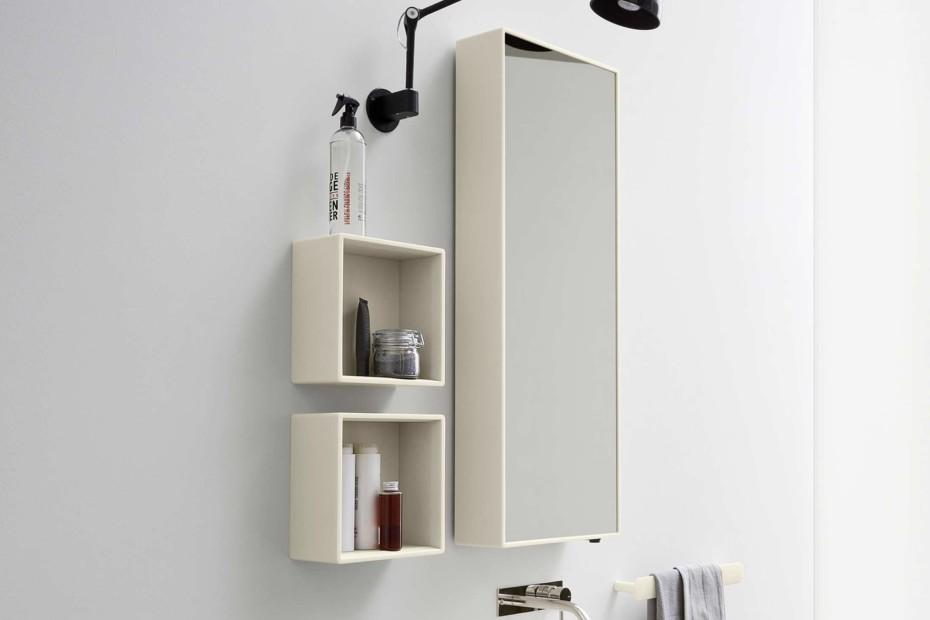 Moode spiegelschrank von rexa design stylepark - Spiegelschrank bad weiay ...