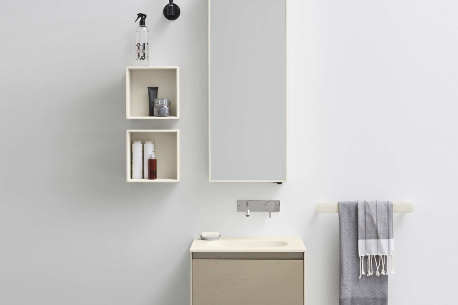 Moode shelf element