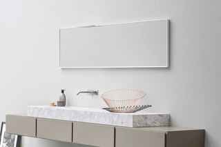 Rettangolo mirror  by  Rexa Design