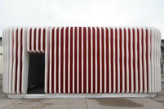 cast, fibreC Pavilion  von  Rieder