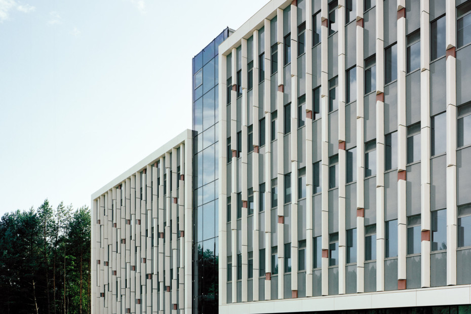 formparts, Life Science Building, UniversityVilnius