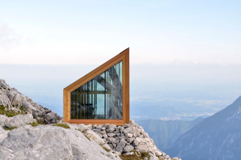 öko skin, alpine shelter