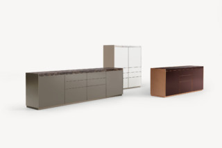Self Bold Sideboard  by  Rimadesio