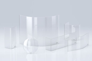 ROBAX® glass-ceramic fire viewing panels  by  SCHOTT