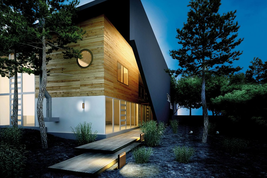 Cool Wood applique
