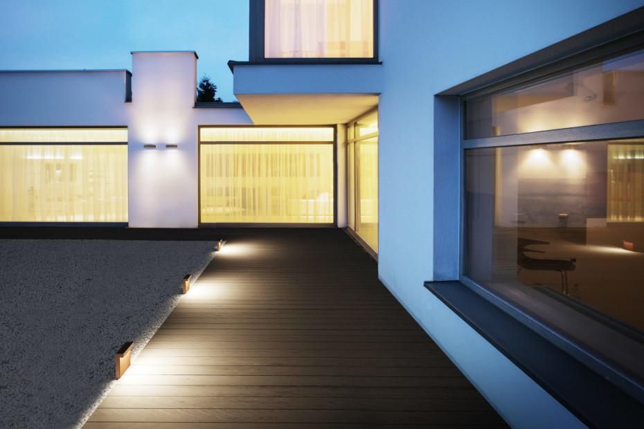 Look Wood Bollard By Simes Stylepark