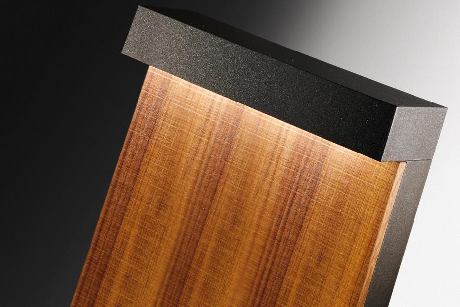 Look Wood bollard