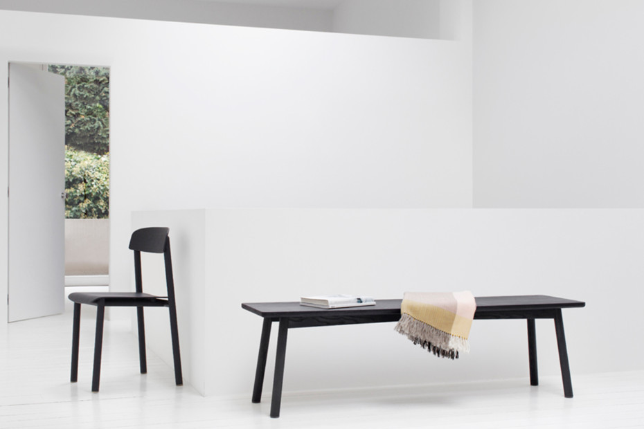 profile bench von stattmann neue moebel stylepark. Black Bedroom Furniture Sets. Home Design Ideas