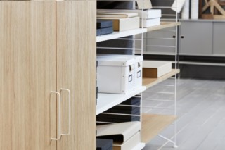 string® works filing cabinet  von  string furniture
