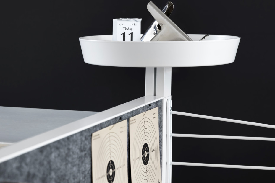 string® works freestanding shelf