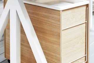 string® works storage unit  by  string furniture