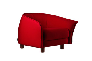 Diva easy chair   by  Swedese