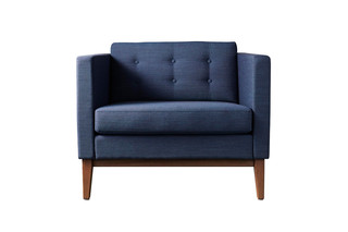 Madison easy chair   by  Swedese
