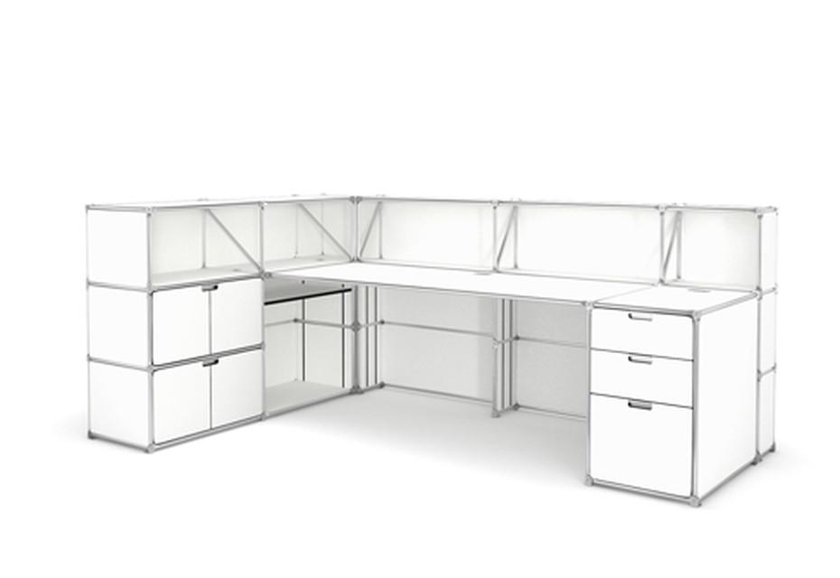 Corner counter