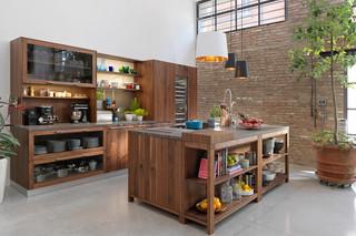 loft Küche  von  TEAM 7