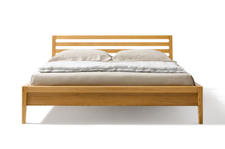 mylon bed oak  by  TEAM 7