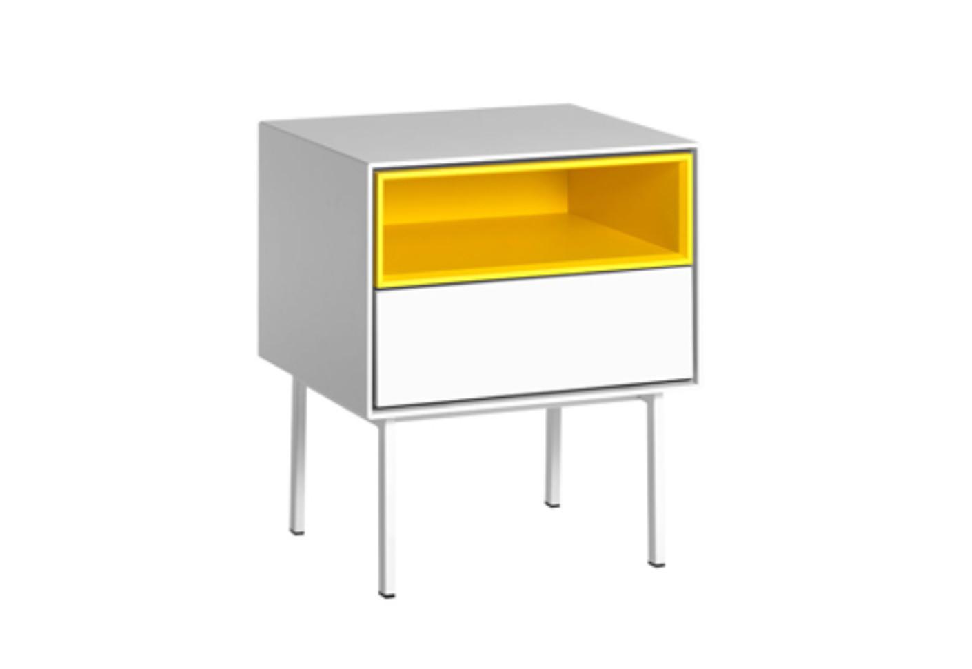 act nachttisch von team by wellis stylepark. Black Bedroom Furniture Sets. Home Design Ideas