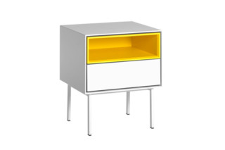 ACT bedside table  by  team'by'wellis '