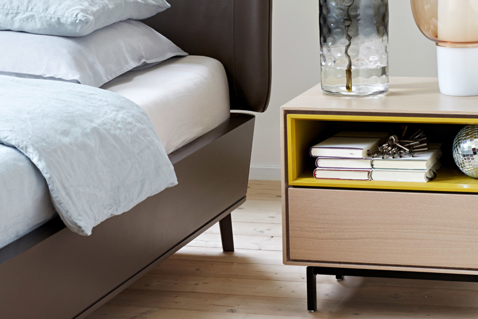 ACT bedside table
