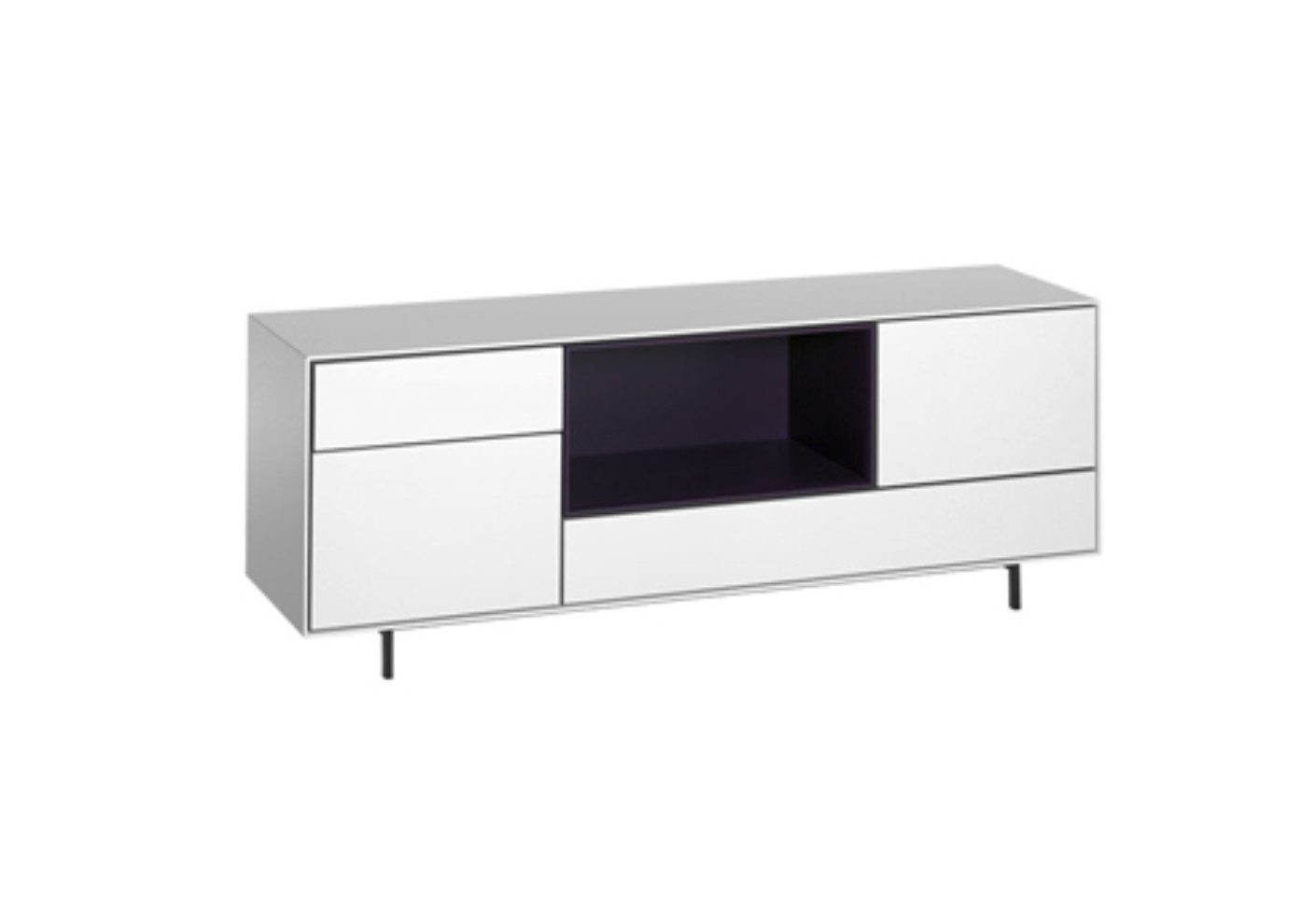 act sideboard by team 39 by 39 wellis 39 stylepark. Black Bedroom Furniture Sets. Home Design Ideas