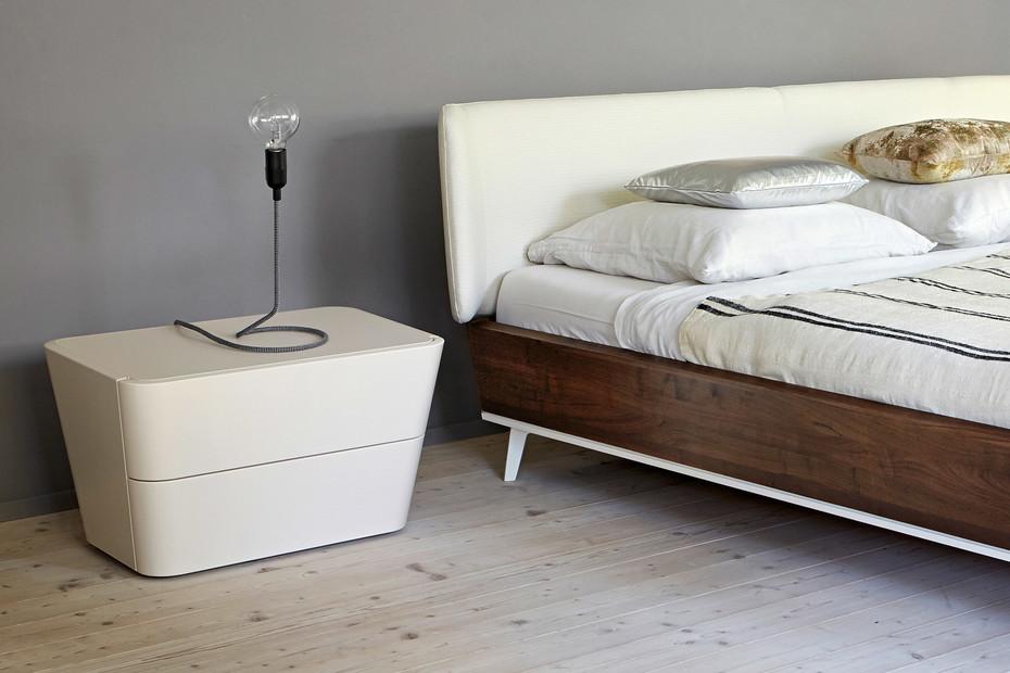 SOFT bedside table
