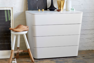 SOFT chest of drawers  by  team'by'wellis '