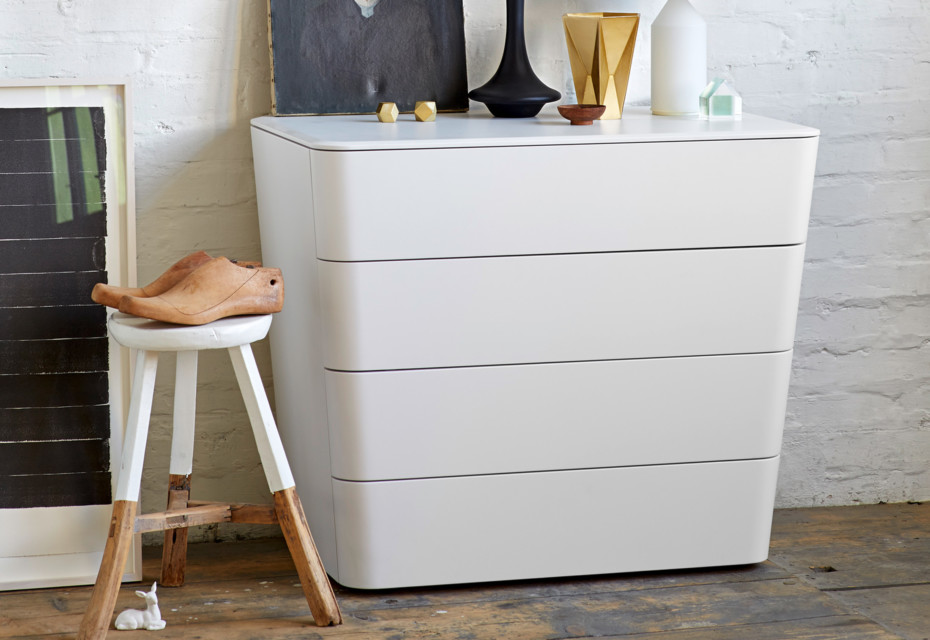SOFT chest of drawers