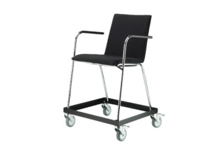 S 1608 Stapelwagen  by  Thonet