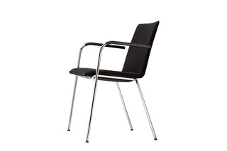 S 162 PVF  by  Thonet