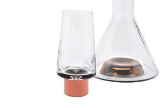 Tank glas high  by  Tom Dixon