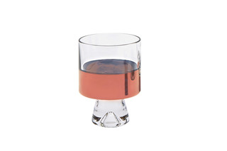 Tank glas low  by  Tom Dixon