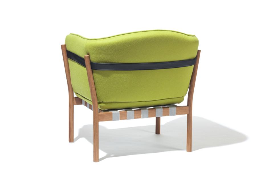Dowel armchair