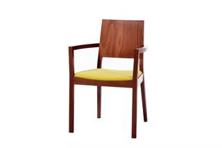 Lyon 514 armchair  by  TON