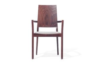 Lyon 516 armchair  by  TON
