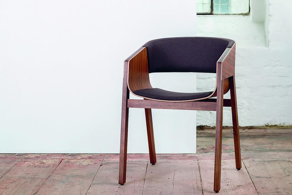 Merano Armlehnstuhl gepolstert