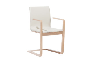 Mojo armchair upholstered  by  TON