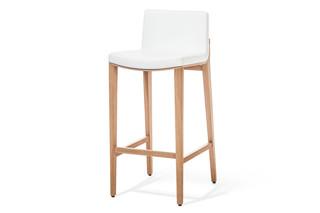 Moritz bar stool  by  TON