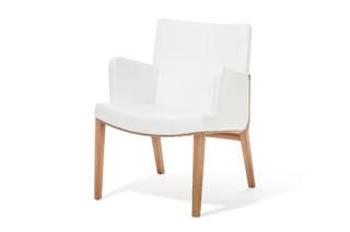 Moritz Lounge Chair  von  TON