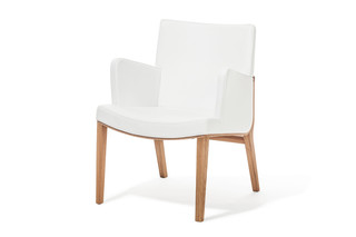 Moritz lounge chair  by  TON