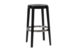 Punton bar stool  by  TON