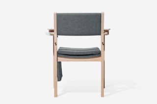 Santiago dining armchair  by  TON